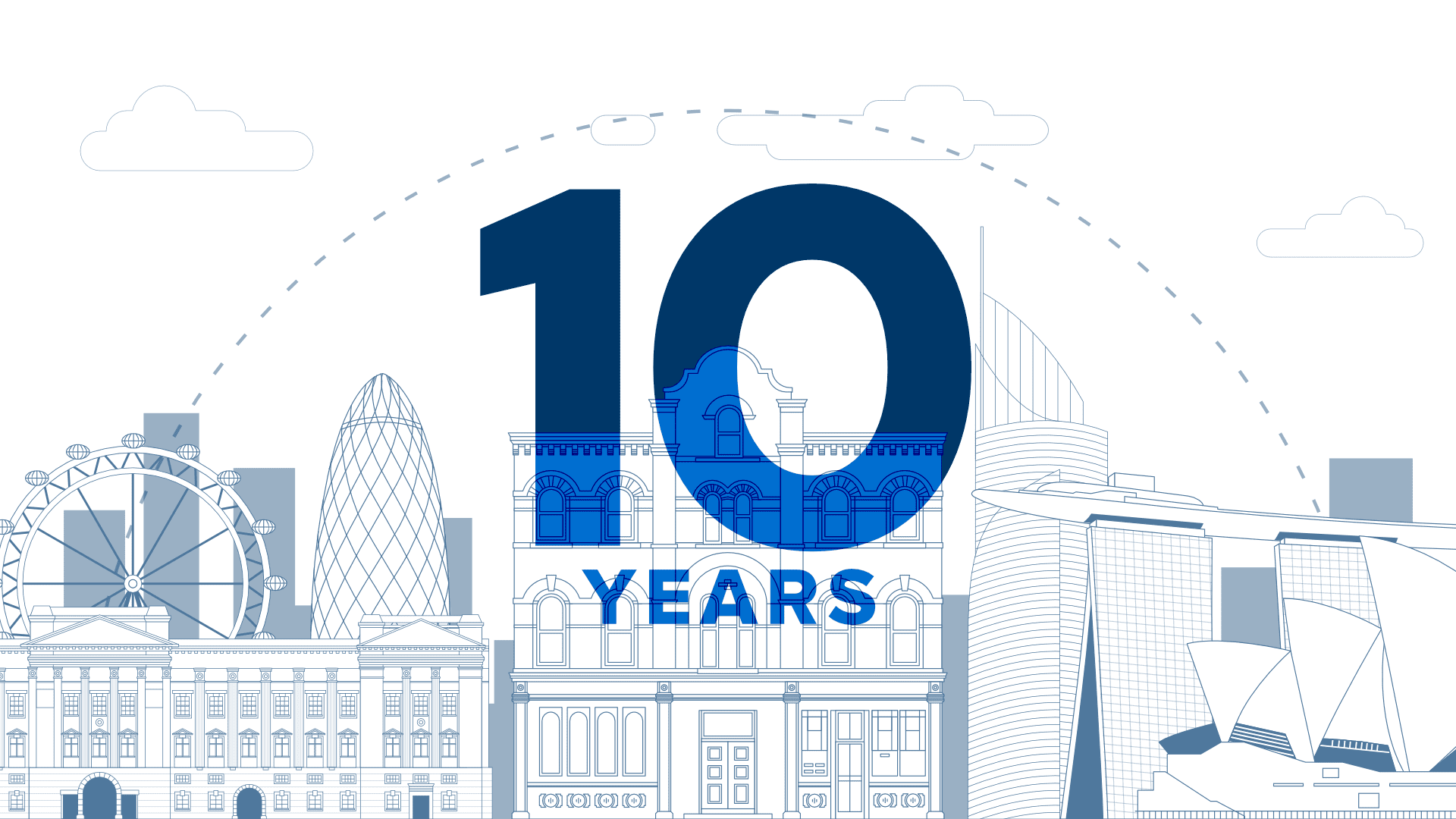 Strallen Celebrate Their 10 Year Anniversary