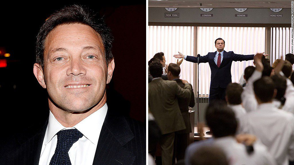 Jordan Belfort – The Wolf Of Wall Street